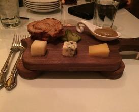 Dinner at Beatrice & Woodsley
