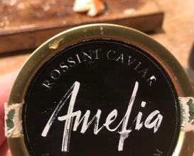 Dinner at Amelia