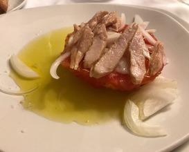 Dinner at Asador en Pamplona- Restaurante Bidea2