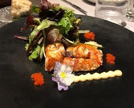 Dinner  at Ábaco