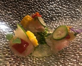 Dinner at Ukiyo