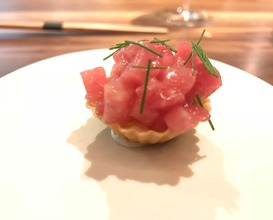 Bluefin Tartlet