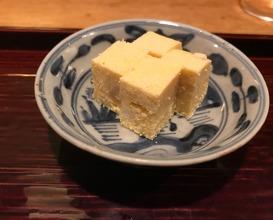 Dinner at 茶懐石 中伴 Nakahan