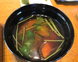 Lunch at Eel Hirokawa