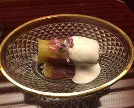 Dinner at Iida (飯田)