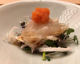 Dinner at Seasonal cuisine Nakashima