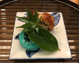 Lunch at Kichisen (京懐石 吉泉)