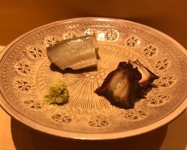 Lunch at Saito (鮨 さいとう)