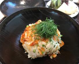 Lunch at Seisoka (青草窠)