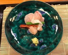 Dinner at 銭屋 (Zeniya)