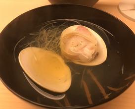 Dinner at Sushi Kibatani