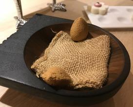 almond shell