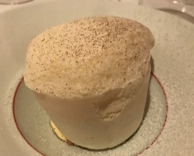 Milk Ice Cream Frozen Soufflé