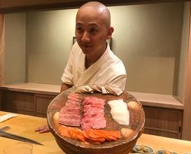 Dinner at Sushi Noz