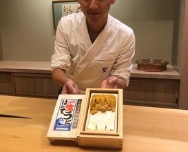 羽立-HADATE UNI Sea Urchin
