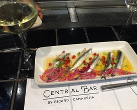 Tapas at Central Bar by Ricard Camarena