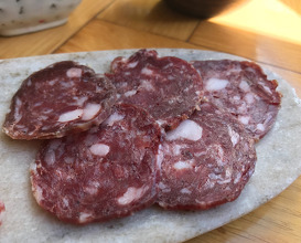 Selection of BÆST charcuterie