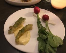 Dinner at Restaurant Alouette