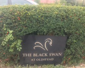 Dinner at The Black Swan at Oldstead