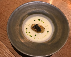 Potato with Fermented Celeriac