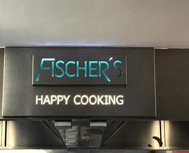Lunch at Fischer's Baslow Hall