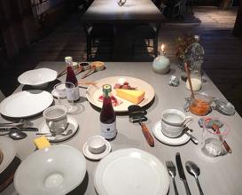 Breakfast at Fäviken Magasinet