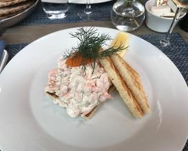 Lunch at Lisa Elmqvist