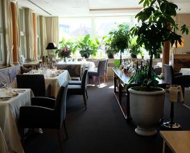 Lunch at Landhaus Bacher