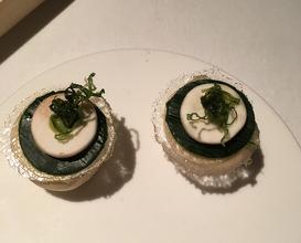Dinner at Schauenstein