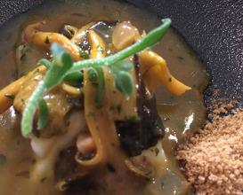 Dinner at Mina