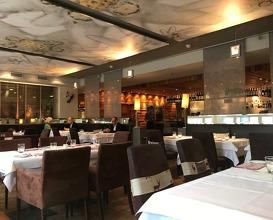 Österreich (Austria) in Hamburg, lunch at Tschebull
