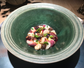 pinecone salad