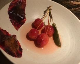 lingonberry and josmine
