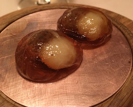 Dinner at Mugaritz