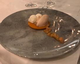 """Torta di cantucci, lime e mele 50 // Cantucci-Cake"""". Limetten und Apfeln"""