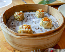 Lunch at China Chilcano