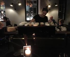 Dinner at Konstantin Filippou