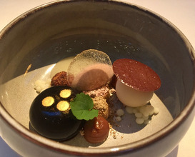 Morant bay, miso, yuzu, macadamia