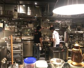 Dinner at PST六本木 Pizza Studio Tamaki Roppongi