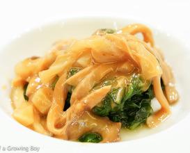 Mushroom dinner at Celestial Court Chinese Restaurant