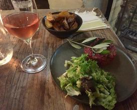 Diner at La Bergerie