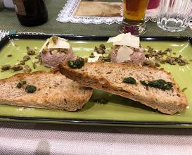 Lunch at Shtastliveca