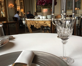 Lunch at Cheval Blanc by Peter Knogl