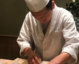 Takayoshi Yamaguchi - the master of them all; dinner at Mekumi (すし処 めくみ)