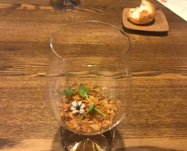 Dinner at SHOKUDO YArn (SHOKUDO YArn)