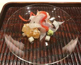 Lunch at 紀茂登 Kimoto Tokyo
