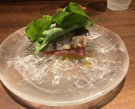 Dinner at Aca 1° (アカ)