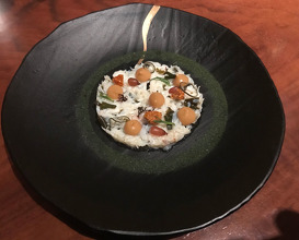 Dungeness Crab, seaweed & whey