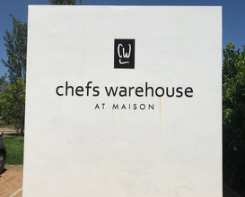 Lunch at Chefs Warehouse at Maison