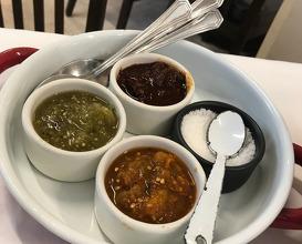 Salsas variadas